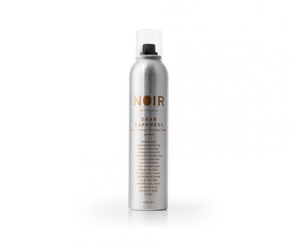 NOIR Dear Darkness Dry Shampoo Texture Spray